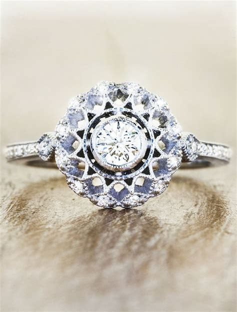 384 best images about Unique Engagement Rings on Pinterest