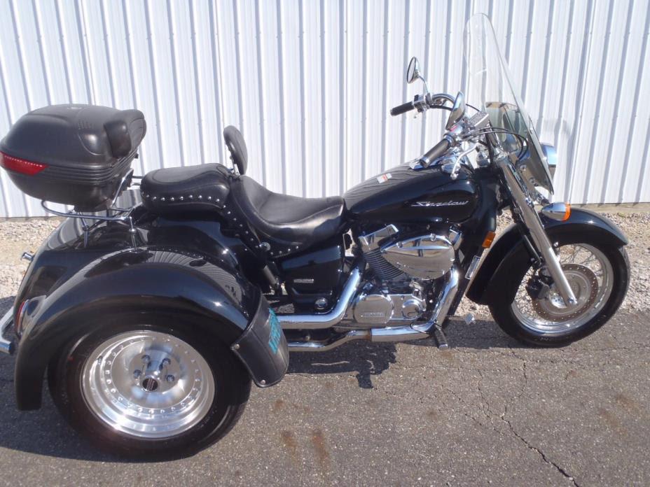 Motor Trike 750 Honda Shadow Motorcycles For Sale
