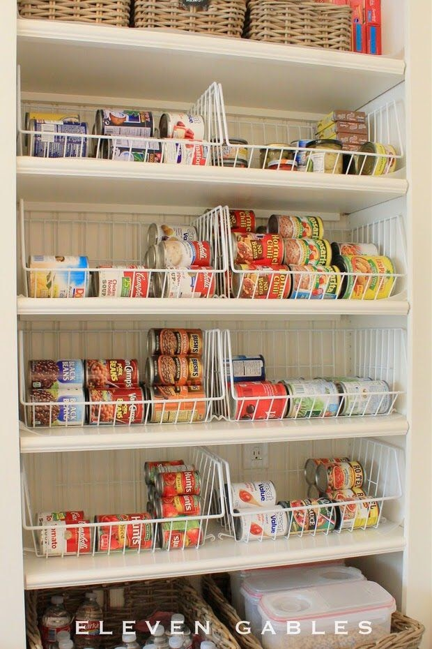 Get Inspired For Kitchen Pantry Ideas For Small Spaces images
