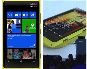 Nokia e Microsoft apresentam smartphone com Windows Phone 8 (Foto: Reprodução)