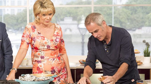 Phil Vickery's spicy summer curry rice recipe | Food ...
