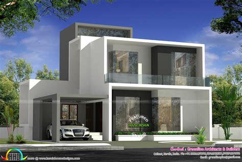 cute simple contemporary house plan home design decor