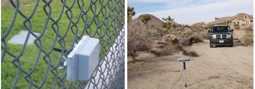 USC Smart Fences use spatio-temporal sensor patterns to create a DRADIS for airports