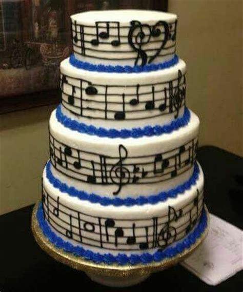 17 Best ideas about Music Note Cake on Pinterest   Music