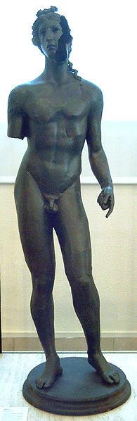Archivo: Apolo bronce - Termes (MAN Madrid) 01.jpg