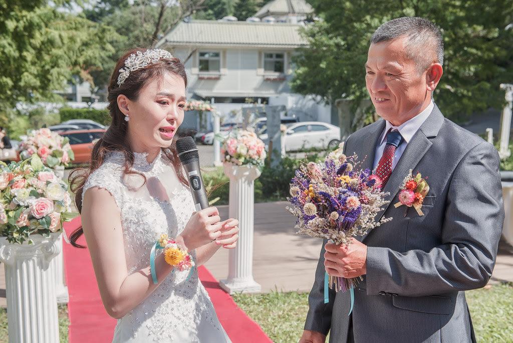 018羅莎會館 花園婚禮