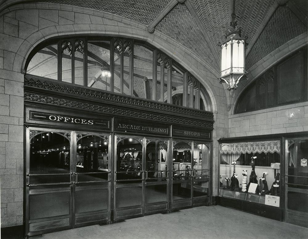 Wright Arcade Building via sublunar