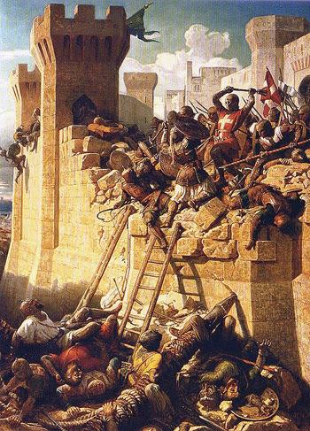 crusaders jerusalem