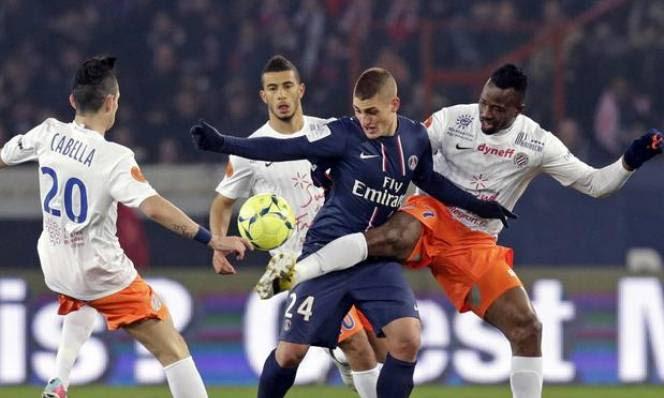 Montpellier vs PSG, 23h00 ngày 3/12: Lên đỉnh