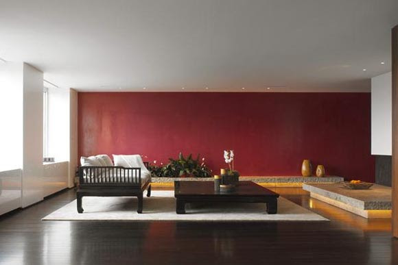 Duplex Apartment, in Central Park West, New York City by Bonetti ...