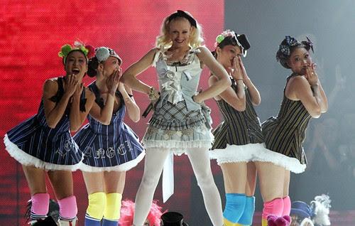 Meet Gwen Stefanis Harajuku Girls at Bloomingdale's