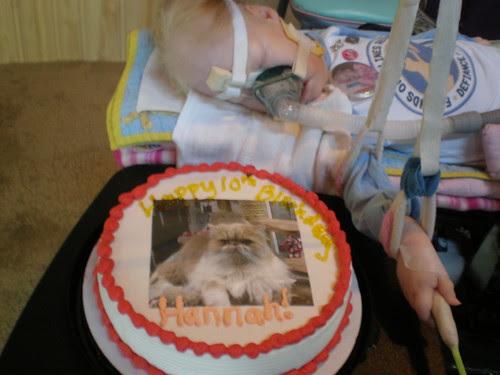 Hannah's birthday