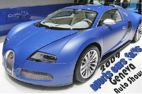 2009 Geneva Auto Show