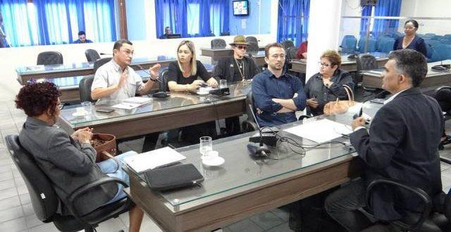 Reunião foi realizada nesta sexta-feira