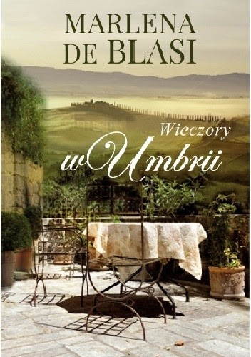 Okładka książki Wieczory w Umbrii