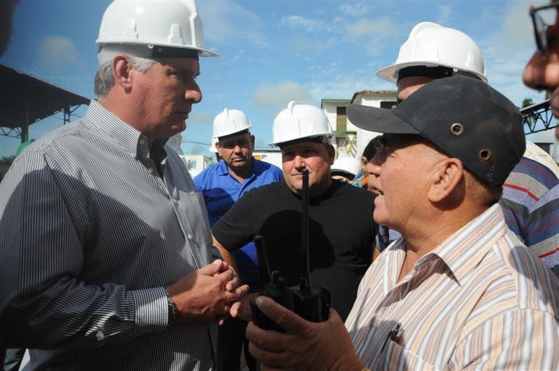 sancti spiritus, central uruguay, zafra azucarera, primer vicepresidente cubano, jatibonico