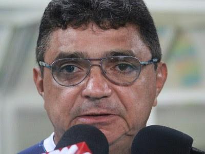 Flávio Araújo América-RN (Foto: Fabiano de Oliveira/GloboEsporte.com)
