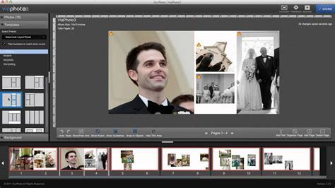 Wedding Album Design using ViaPhoto in less than 5 minutes