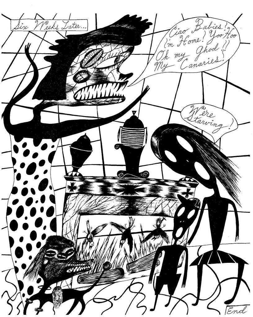 Ted Jouflas - Momster (Page 7) 1988