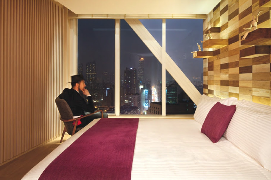 Luxury Hotels in Hong Kong Adelto