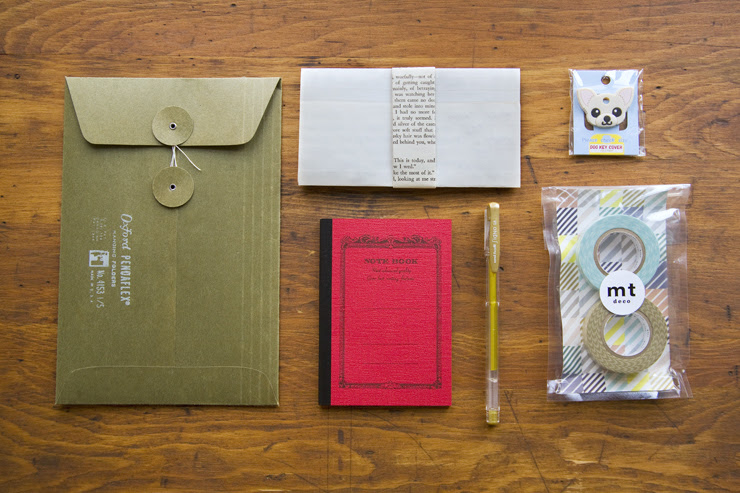 DIY Button & String Envelope