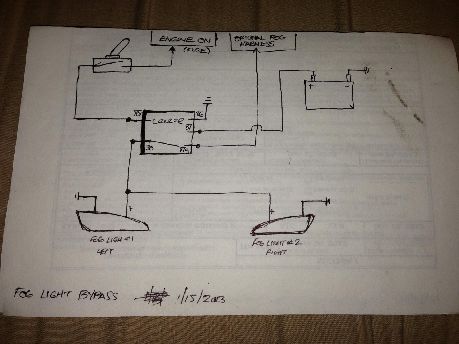 Ford Fog Light Wiring Diagram from lh5.googleusercontent.com