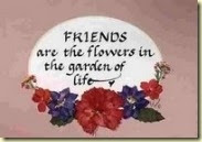 image of the friendship of flowers award