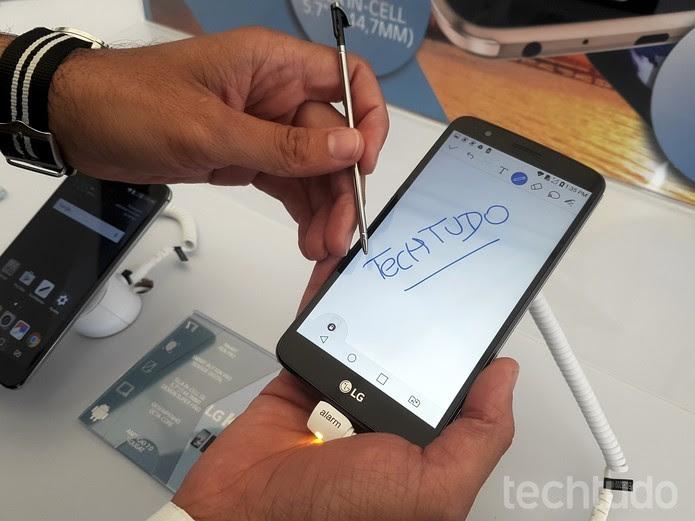 Mais equipado, o K10 Pro é mais caro que as outras duas versões (Foto: Ana Marques/TechTudo)