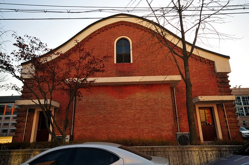 Old Classroom, Daejeon Girls Middle School