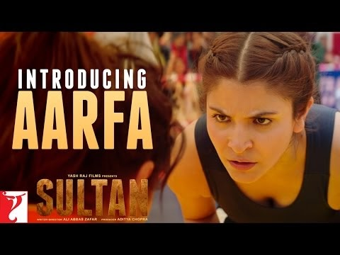 sultan second teaser trailer featuring anushka sharma