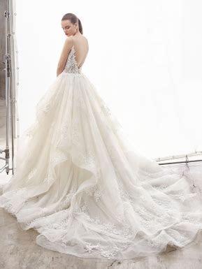 Elegant Wedding Dresses   The Enzoani Collection   Enzoani