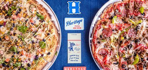 heritage pizza  taproom plano magazine