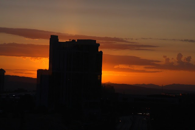 sunrise, encore las vegas