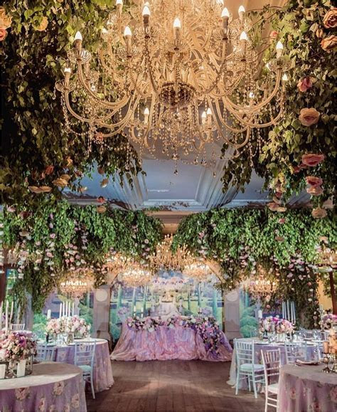 Enchanted Forest Quinceanera Wedding Decorations (93