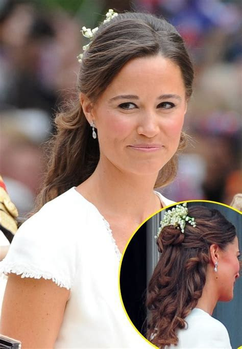 Pippa Middleton's Royal Wedding Hair ? How You Can Create
