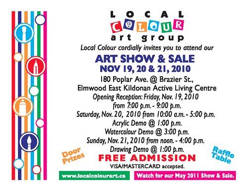 LCAG Digital invite NOV 2010