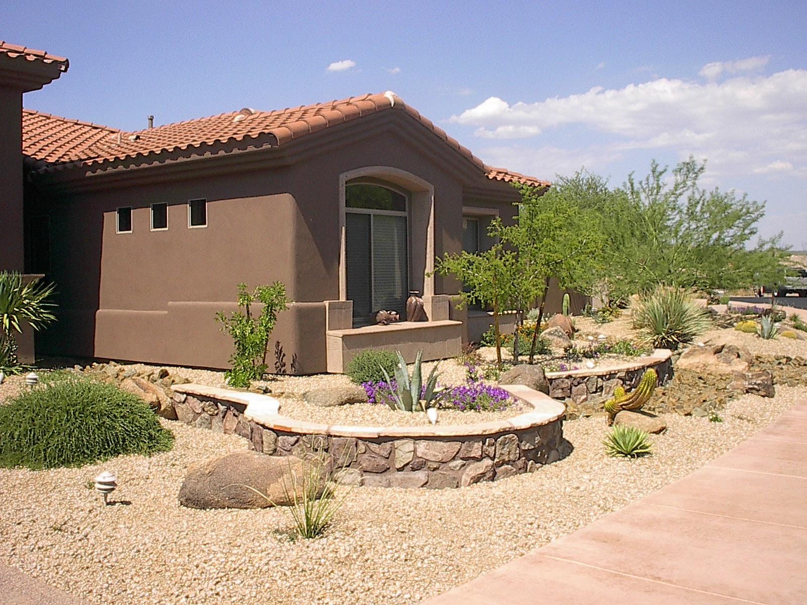 Stylish Home Design Ideas High Desert Landscaping
