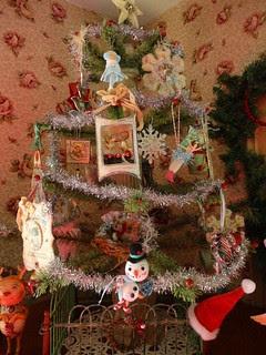 tree on tv