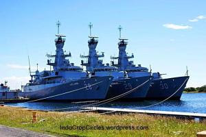 kapal laut tempur TNI-AL