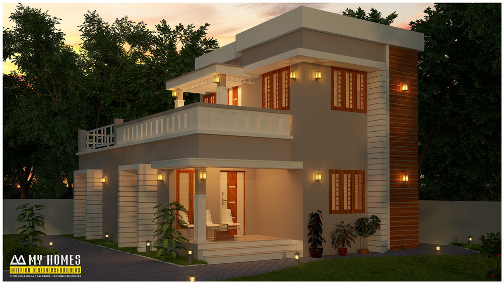 Low Cost Exterior Home Design Hd Home Design