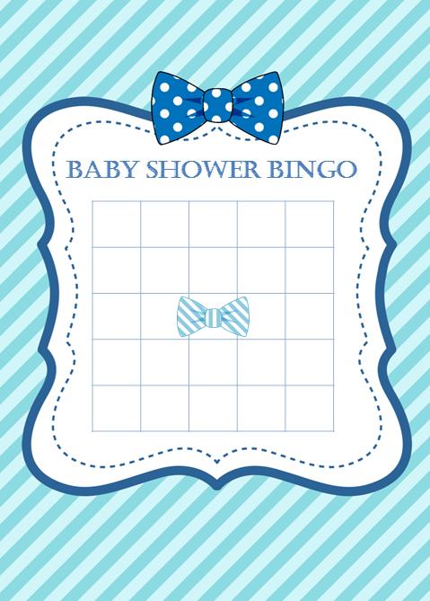 Blank bingo printables