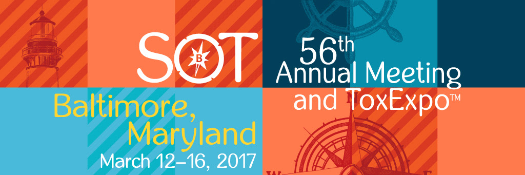 SOT Annual Meeting Baltimore March 12-16, 2017