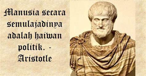 kata kata tokoh aristotle