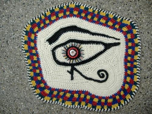 eye of horus - outdoors