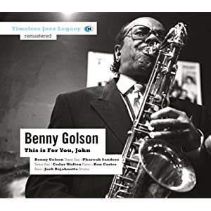 Benny Golson - This Is For You, John  cover