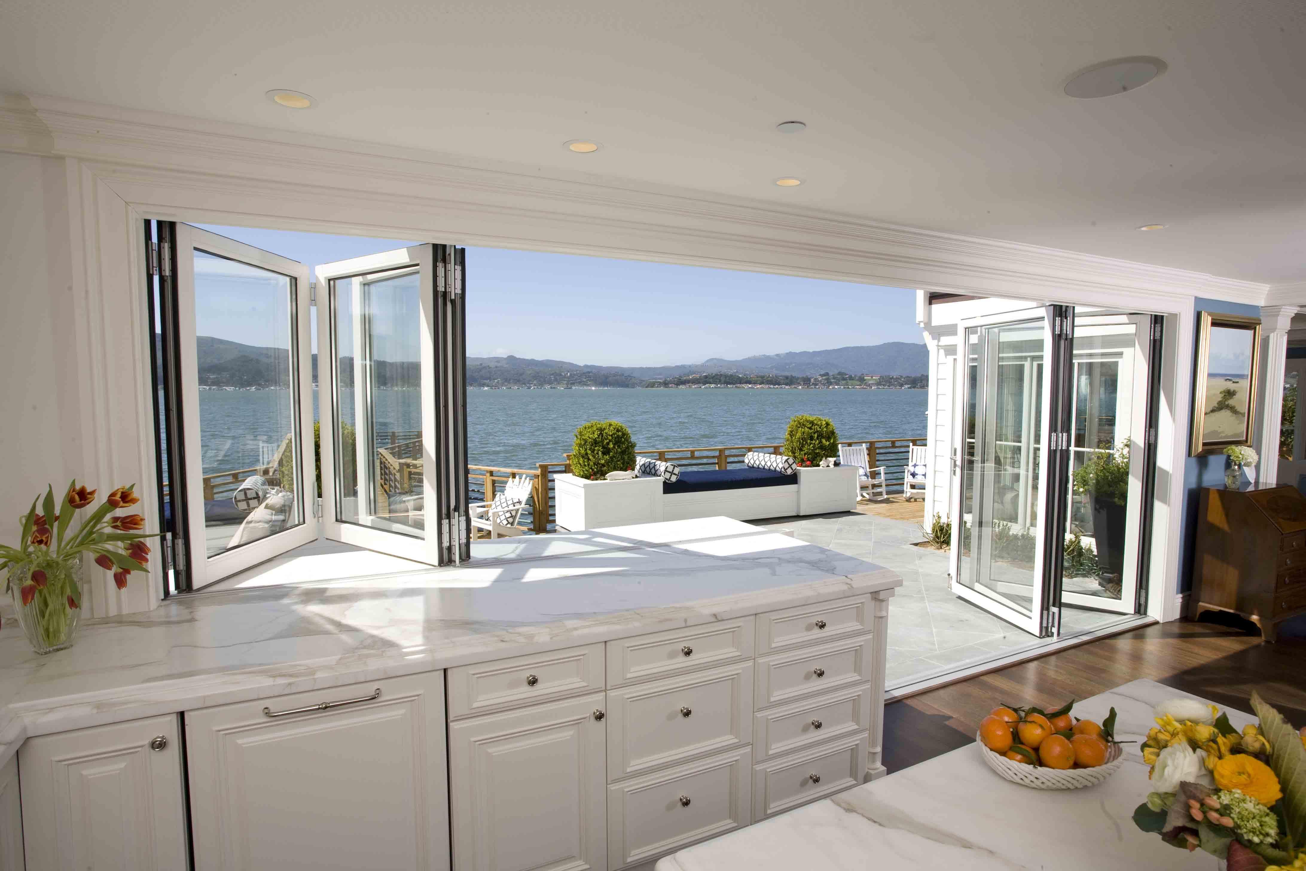 NanaWall® Kitchen Transition, New Trend in Kitchen Design ...