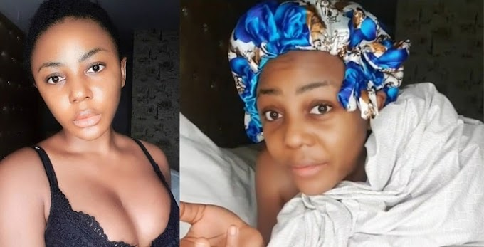 'Help! I always wake up feeling horny' – Ifu Ennada cries out (Video)
