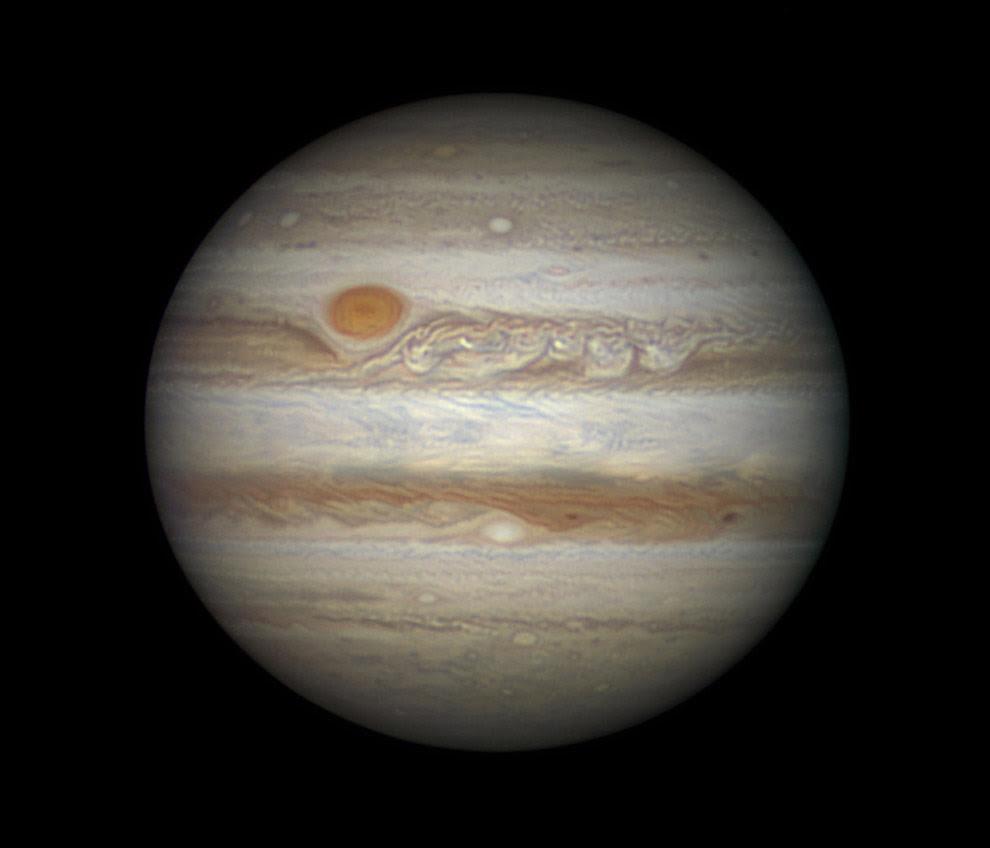 Король планет – Юпитер