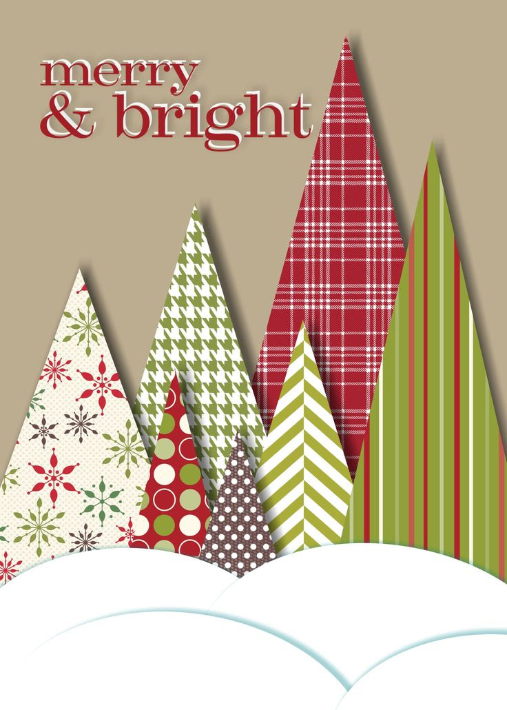 Christmas Card Ideas Pinterest Holliday Decorations