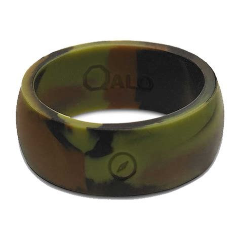 Qalo Men's Silicone Wedding Ring
